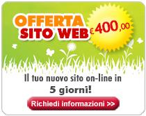 Offerte siti web