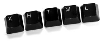 realizzazione siti web xhtml