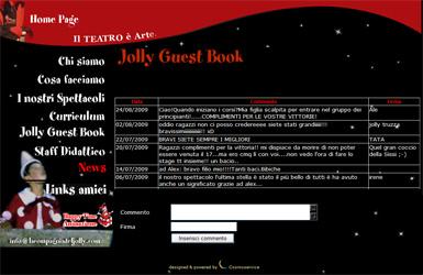 Esempi sviluppo software web roma